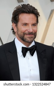 Bradley Cooper at the 91st Annual Academy Awards held at the Hollywood and Highland in Los Angeles, USA on February 24, 2019.