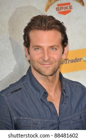 Bradley Cooper at Spike TV's Guys Choice Awards 2010 at Sony Studios, Culver City. June 5, 2010  Los Angeles, CA Picture: Paul Smith / Featureflash