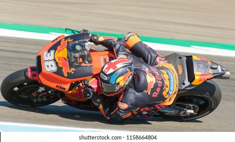 Bradley Smith during MotoGP Motul TT Assen race in TT Circuit Assen (Assen - Netherlands) on June 30 2018