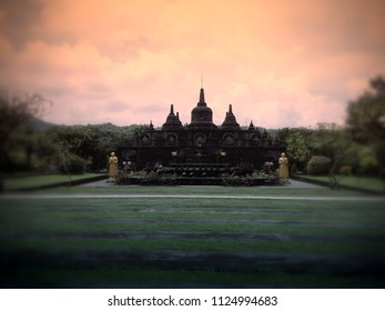 Brahmavihara Arama Monastery At Banjar Tegeha Village North Bali Indonesia