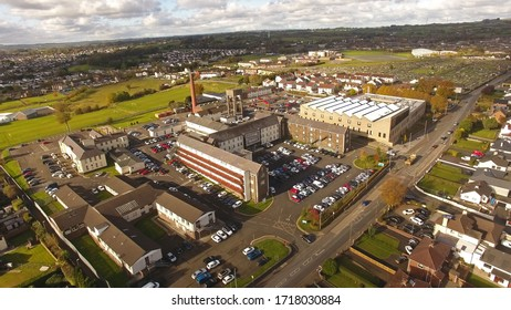 Braid Valley Hospital and Ballymena Health Centre 04/04/20