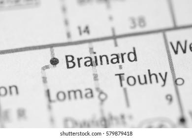 Brainard. Nebraska. USA