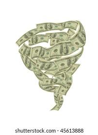 Brainstorm Money Tornado