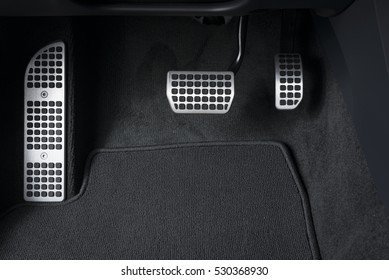 Car Accelerator Pedal Images, Stock Photos & Vectors