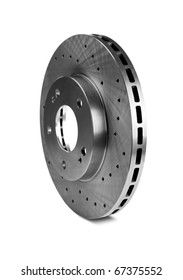 Brake disk for the sports car
