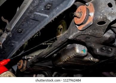 Brake part cleaner