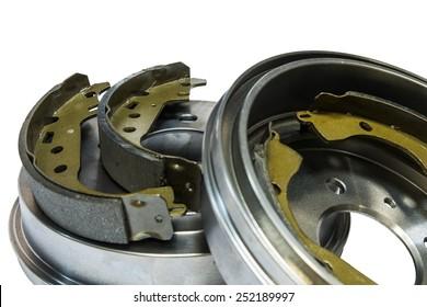 Brake Shoes Images, Stock Photos & Vectors | Shutterstock