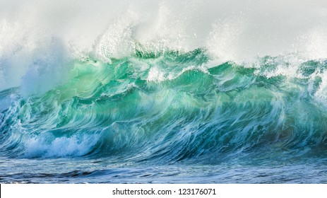 braking waves