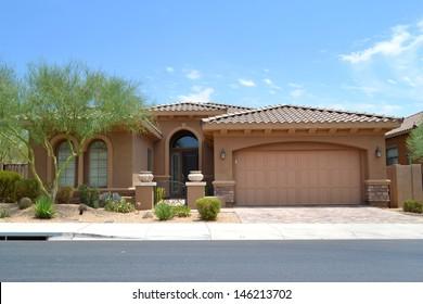 Brand New Luxury Home in Scottsdale, Arizona