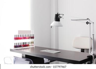 brand new and very clean european hair salon