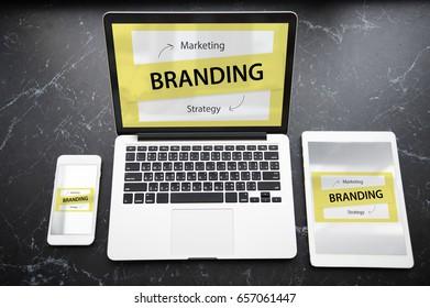 Branding Marketing Strategy Product Trademark