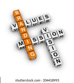 branding (orange-white crossword puzzles series)