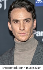"""Brandon Shypkowski attends 19th Annual Horror Film Festival – ScreamFest - Opening Night """"Eat, Brains, Love"""" Los Angeles Premiere at TLC Chinese Theatre, Hollywood, CA on October 8, 2019"""