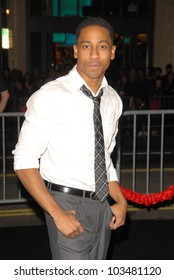 Brandon T. Jackson  at 'The Book Of Eli' Premiere, Chinese Theater, Hollywood, CA. 01-11-10