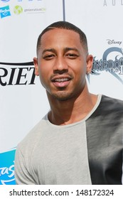 Brandon T. Jackson at Variety's Power of Youth, Universal Studios, Universal City, CA 07-27-13