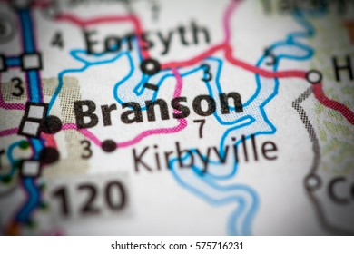 Branson. Missouri. USA