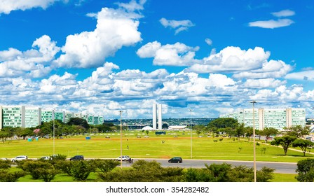 Brasilia, the capital of Brazil