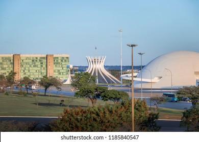 Brasilia City - Brasilia, Distrito Federal, Brazil