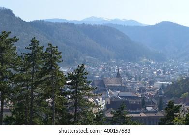 Brasov view