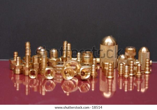Brass Fittings & Nuts