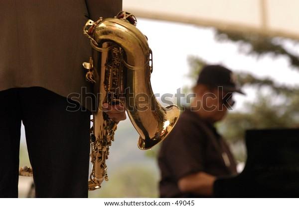 Brass Horn 2