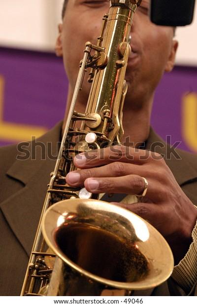 Brass Horn 3