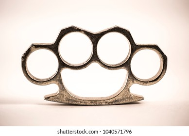 Brass Knuckles (Slightly Used)