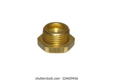 brass pipe cap