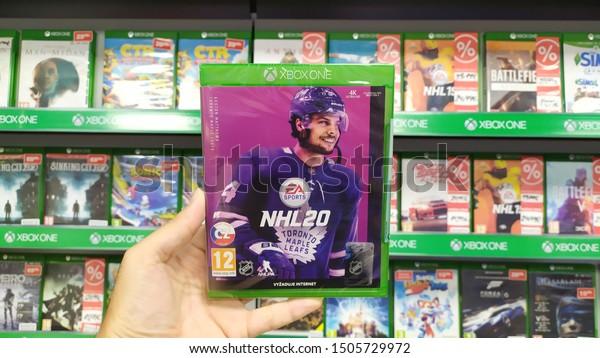 Xbox Free Games October 2020.Bratislava Slovakia October 2 2017 Man Stock Photo Edit Now