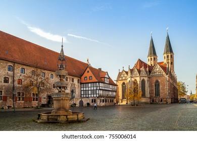 Braunschweig, Market, Germany
