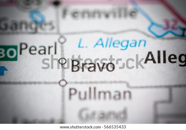 Bravo Michigan Usa Stock Photo (Edit Now) 566535433