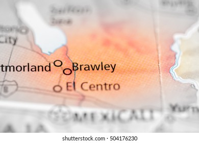 Brawley California Map.Brawley California Usa On Map Stock Photo Edit Now 794424880