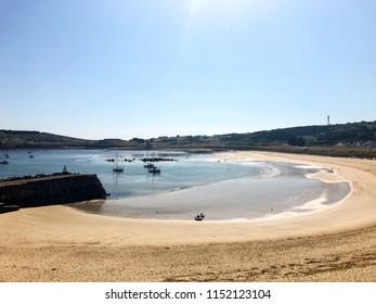 Braye Bay, Alderney