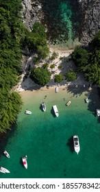 Brazil. Angra dos Reis. Aerial Photography