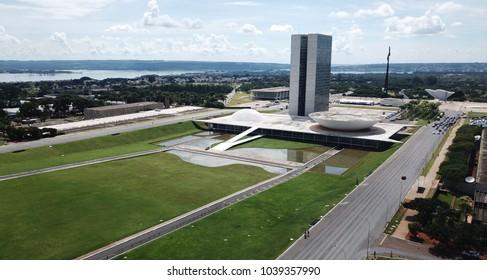 BRAZIL, BRASILIA MARCH 04, 2018 National Congress