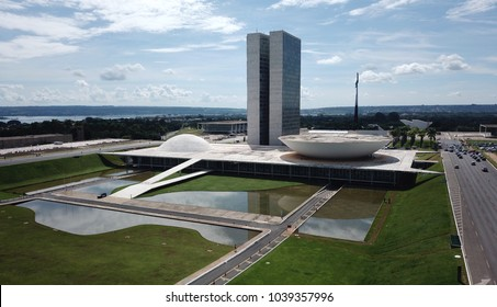 BRAZIL, BRASILIA MARCH 04, 2018 National Congress