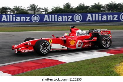 Brazil Formula One driver Felipe Massa of Scuderia Ferrari Marlboro Team, 2006