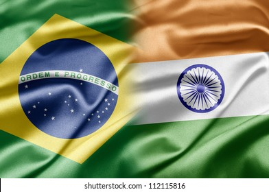 Brazil and India