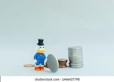 Scrooge Mcduck Images, Stock Photos & Vectors   Shutterstock