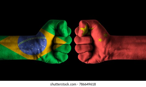 Brazil vs China
