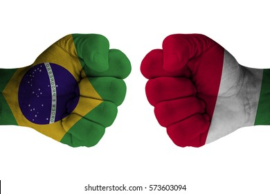 BRAZIL vs HUNGARY