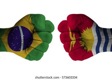 BRAZIL vs KIRIBATI