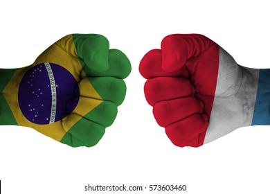 BRAZIL vs LUXEMBOURG