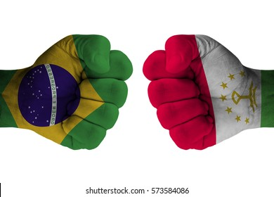BRAZIL vs TAJIKISTAN