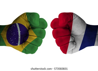 BRAZIL vs THAILAND