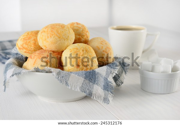 Brazilian cheese breads