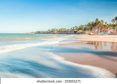Brazilian coast, near of the city of Natal - RN - Brazil