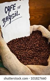 Brazilian Coffee Sackcloth