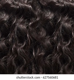 Brazilian Curly Weave Hair texture