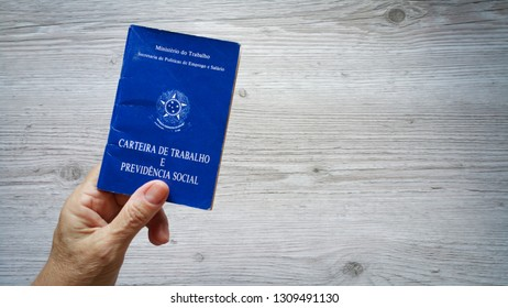 Brazilian document work and social security document